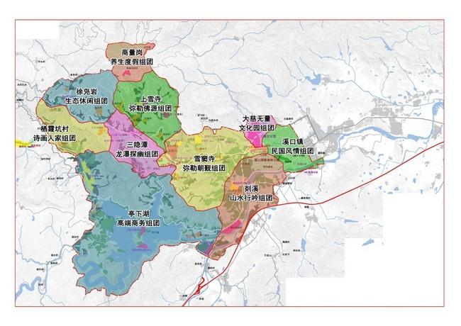 明山街道地图